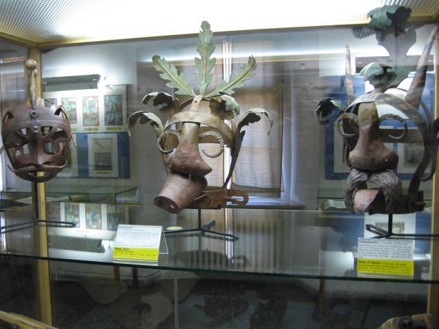 Medieval Crime Museum, Rothenburg ob der Tauber, Germany