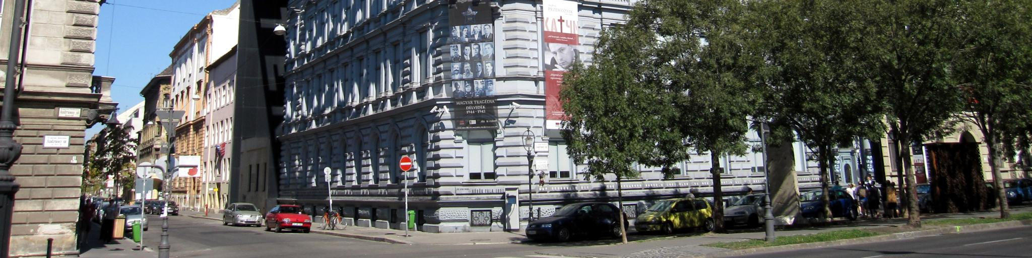 House of Terror of Budapest