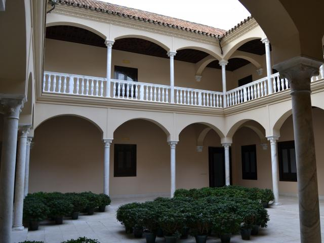 Museo Picasso Malaga, Malaga, Spain