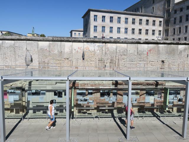 Topography of Terror, Berlin, Germany