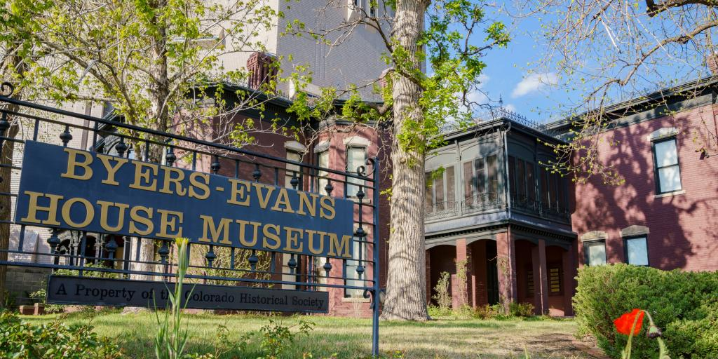 Byers-Evans House Museum - Center for Colorado Women's History in Denver