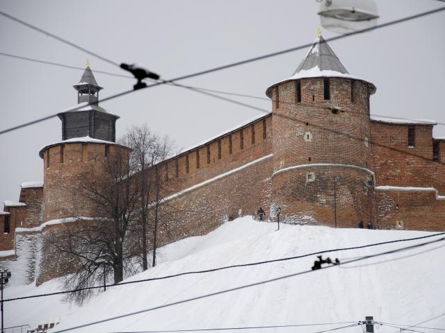 Nizhny Novgorod Kremlin, Nizhny Novgorod, Russia