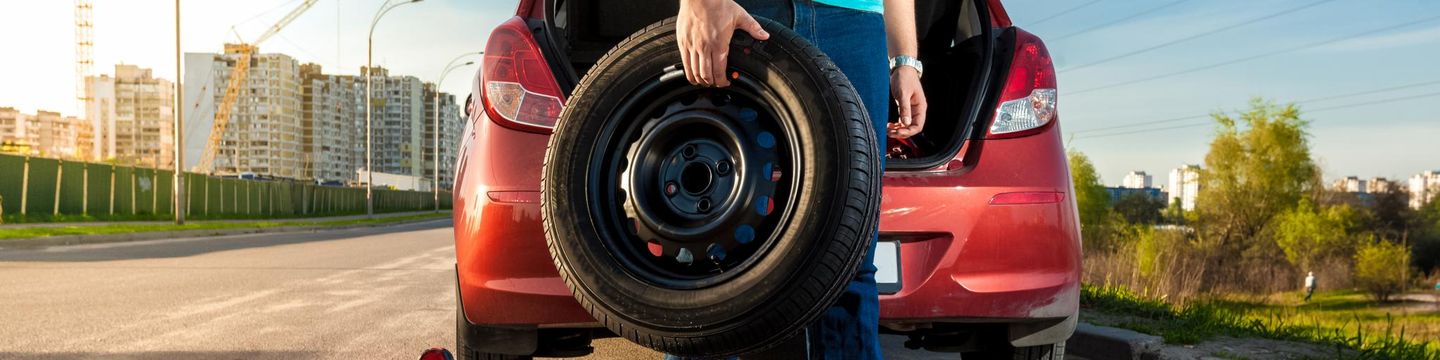 Man suffered a puncture and needs to know how fast can you drive on a spare tire.