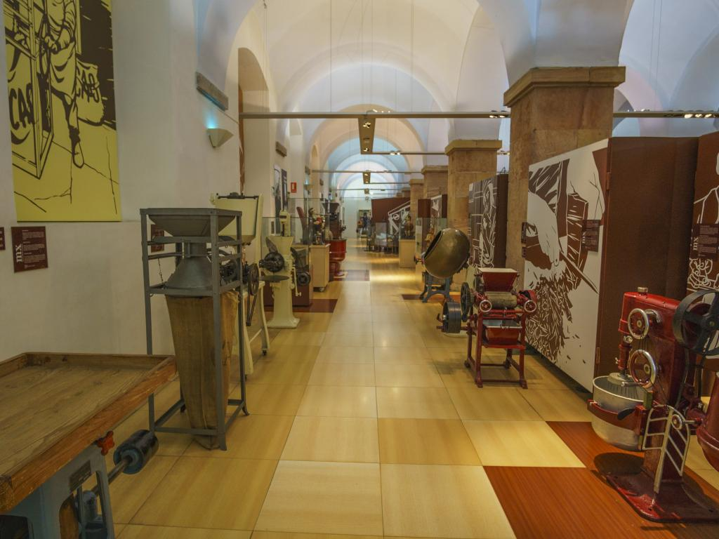 Barcelona's Chocolate Museum is a great thing to do on your way around the Born district