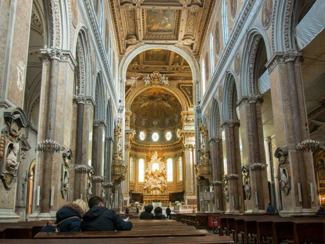 Duomo di San Gennaro, Naples, Italy