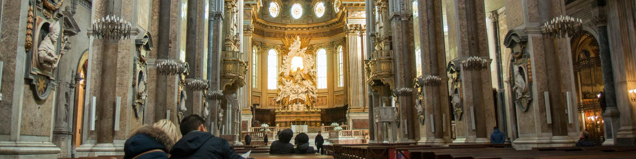 Naples cathedral Italy2