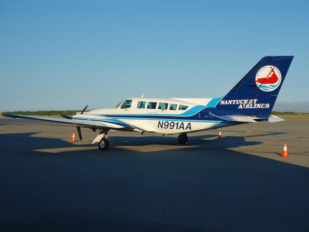 Flying in to Nantucket Memorial Airport is another option in going onto Nantucket Island.