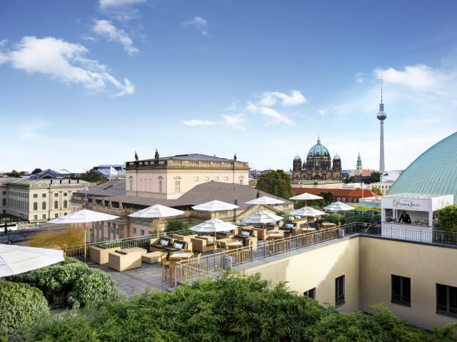 9 best rooftop bars in Berlin