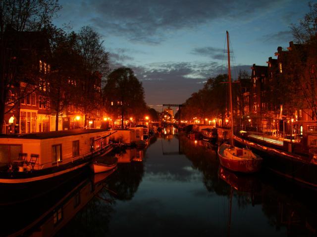 The Jordaan, Amsterdam, The Netherlands