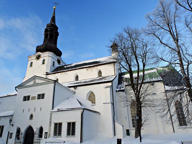 Toomkirik, Tallinn, Estonia