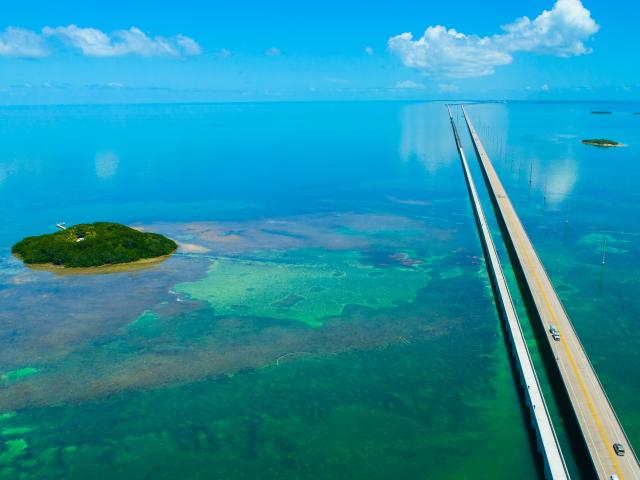 How long does it take to drive the Overseas Highway?