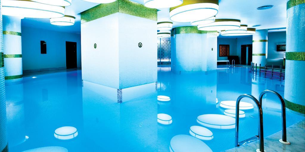 Elysium Hotel pool, Istanbul