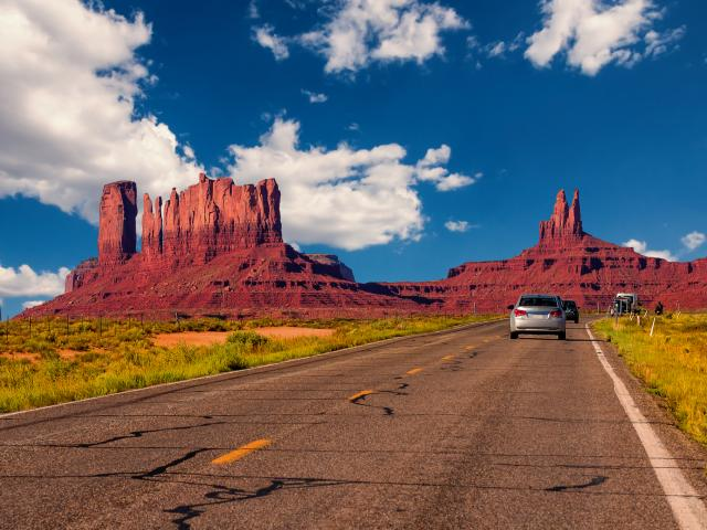 How long does it take to drive across the USA?