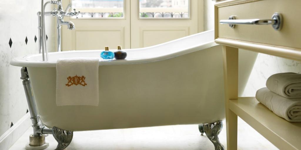 Bathtub Pera Palace Hotel, Istanbul
