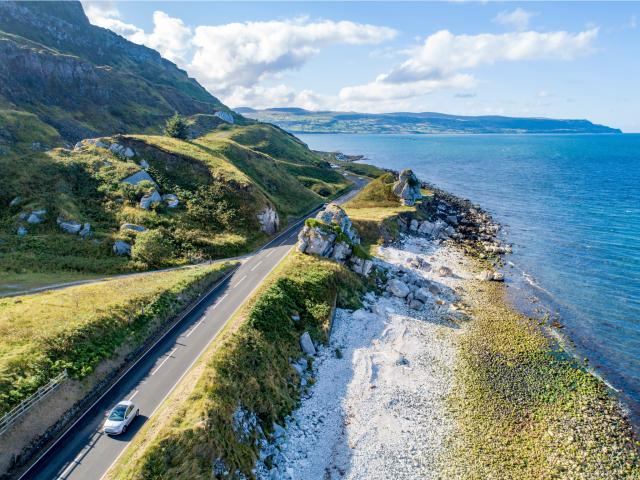 Ireland driving tips: Rules, road signs and essential advice