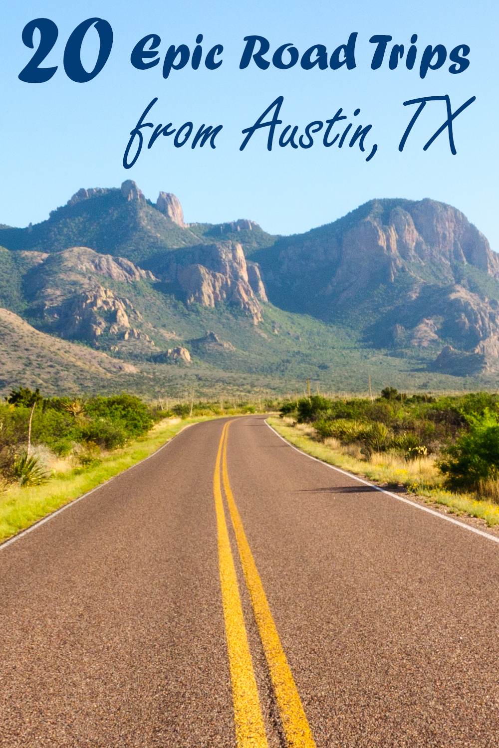 20 Best Road Trips From Austin, Texas - Texas Hill Country, small charming towns, perfect city breaks and amazing nature to explore.