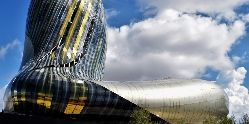 Cité du Vin museum, Bordeaux, France