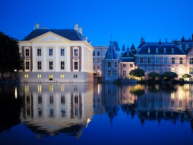 Mauritshuis museum, The Hague, The Netherlands
