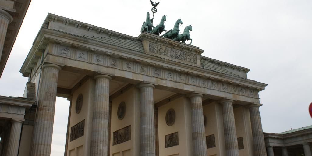 Brandenburger Tor, The Brandenburg Gate, Berlin