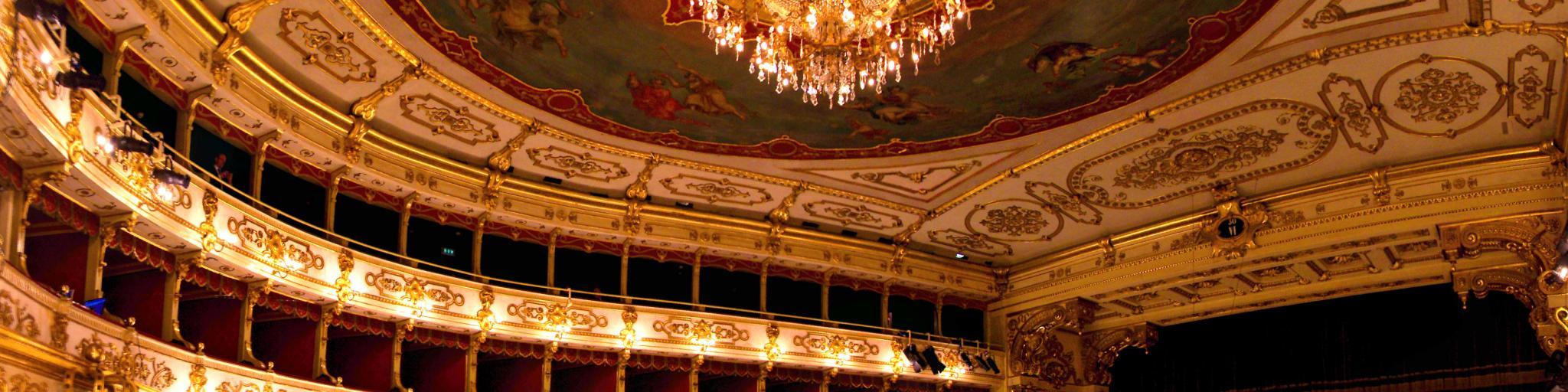 Teatro Regio, Parma, Italy