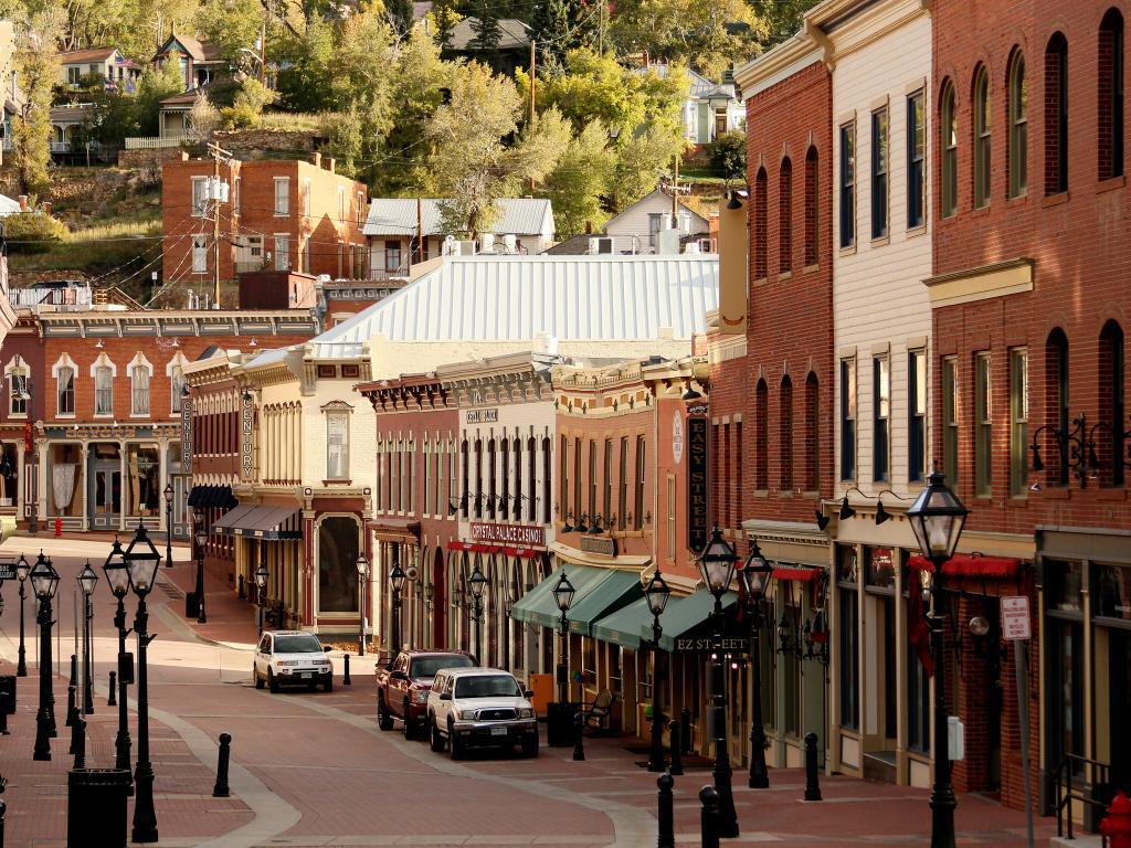 Blackhawk, Colorado