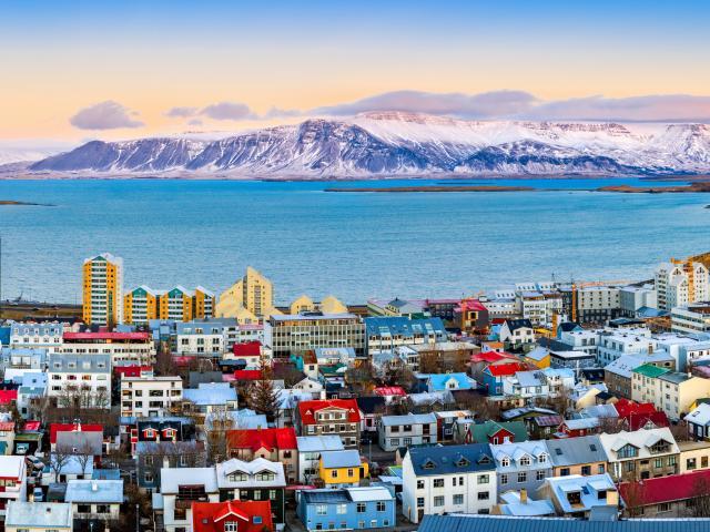 Start your Iceland road trip in beautiful Reykjavik