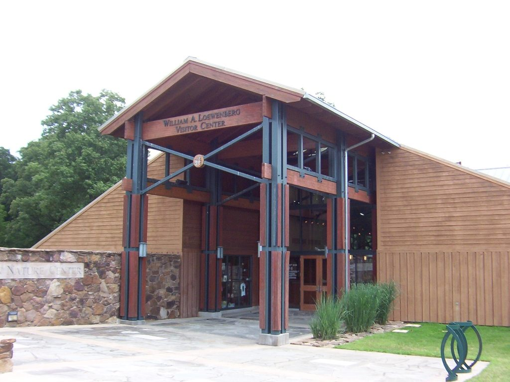 Lichterman Nature Center in Memphis, Tennessee
