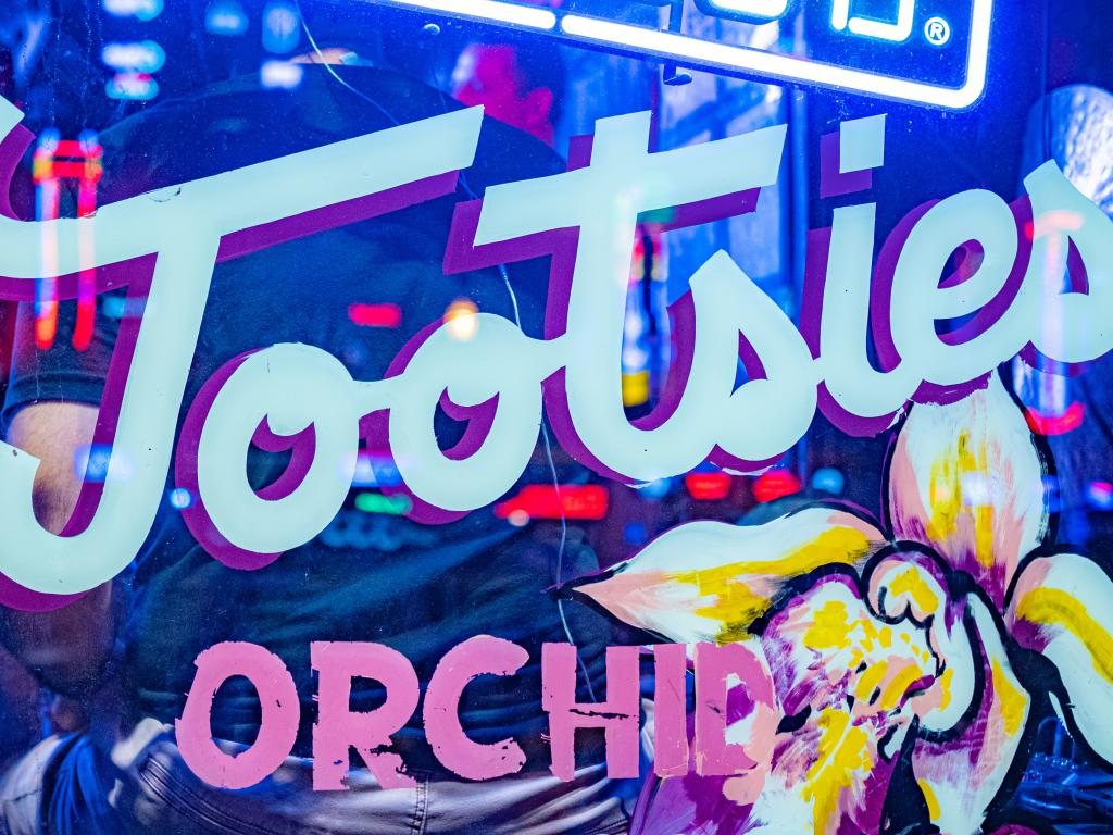 Tootsie's World Famous Orchid Lounge in Nashville