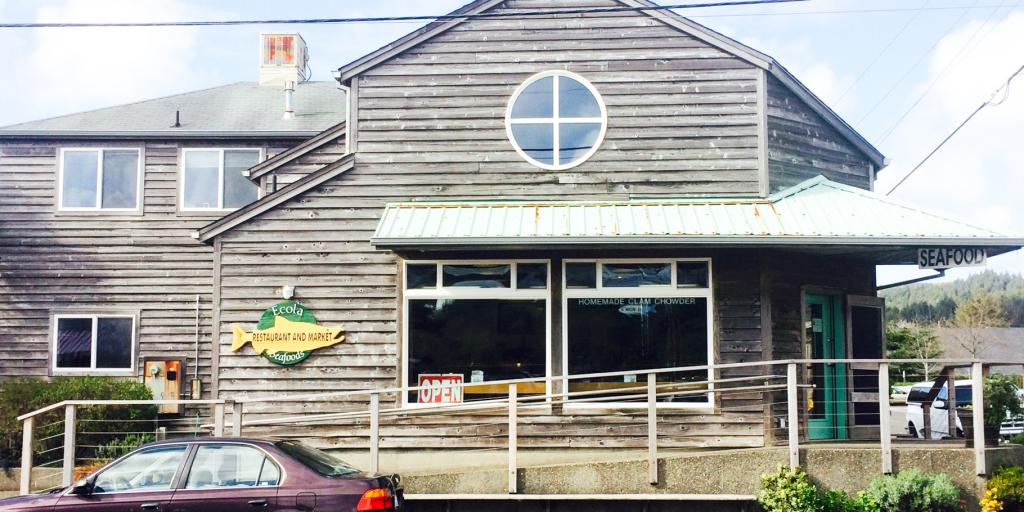 Ecola Seafood Restaurant & Market in Cannon Beach, Oregon