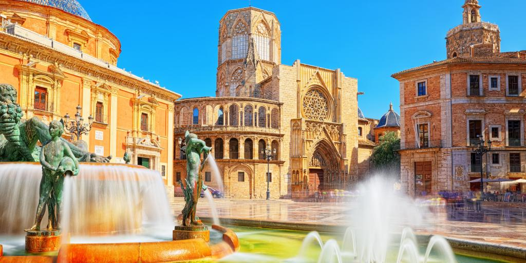 Road trip to Spain - Valencia Cathedral