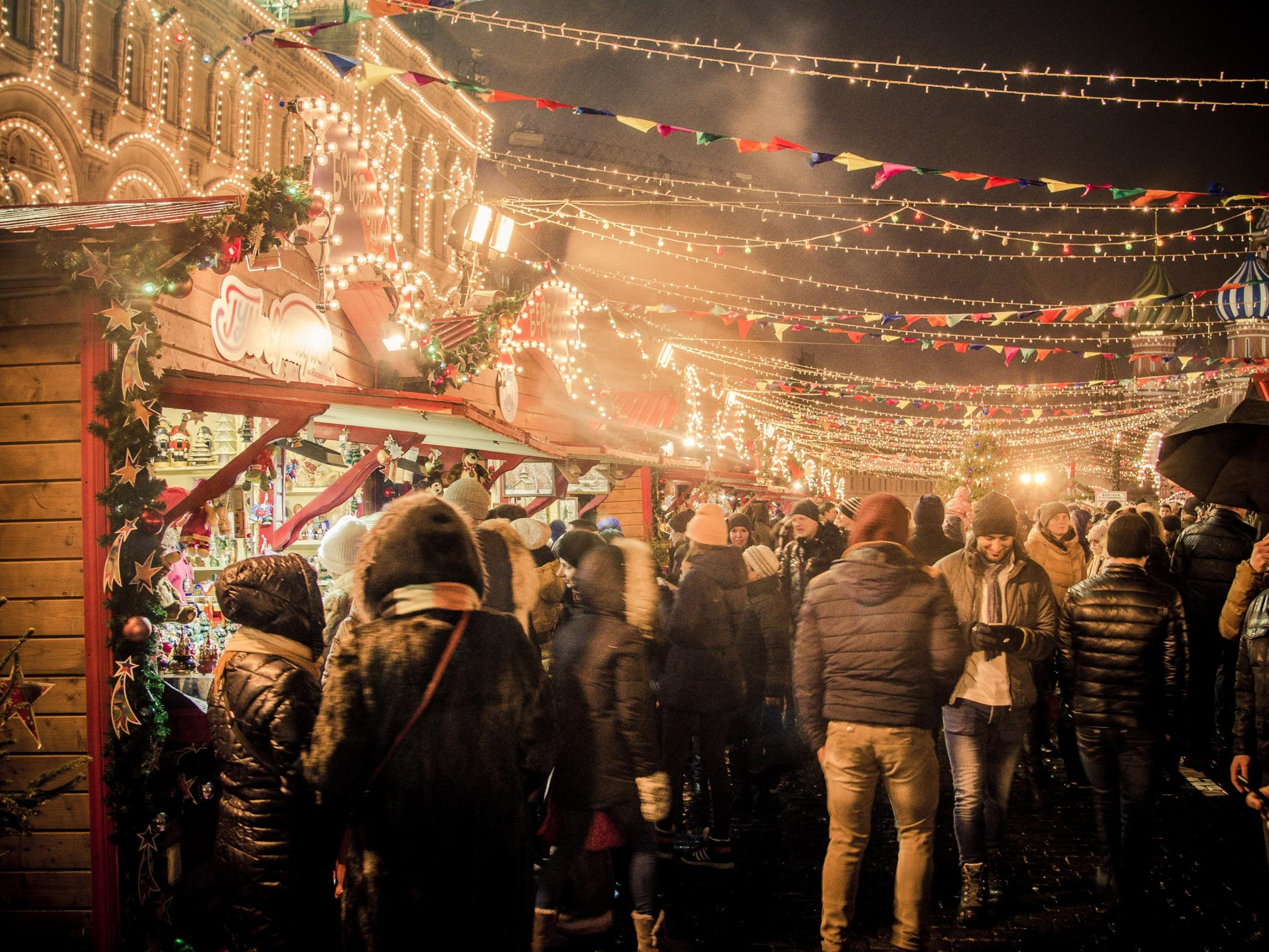 Christmas In Europe Wallpaper.The 14 Best Christmas Markets In Europe To Visit This Winter