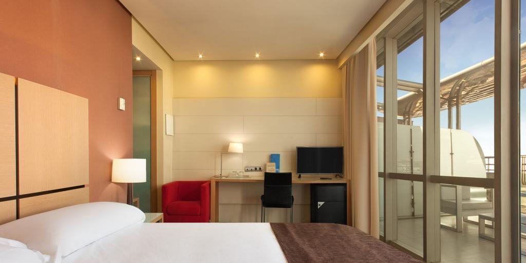 Silken Puerta Valencia hotel