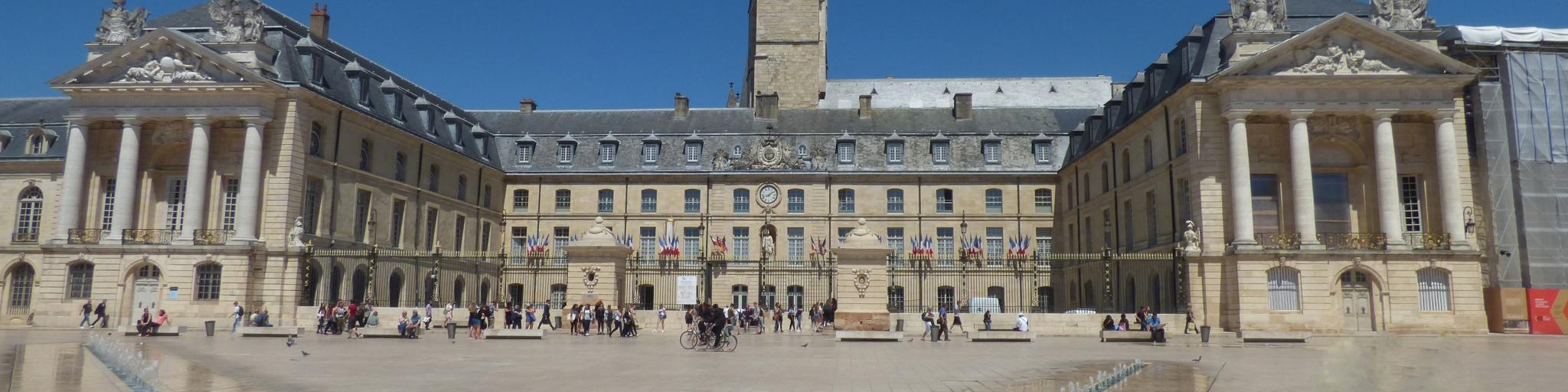 Palais des Ducs, Dijon, France