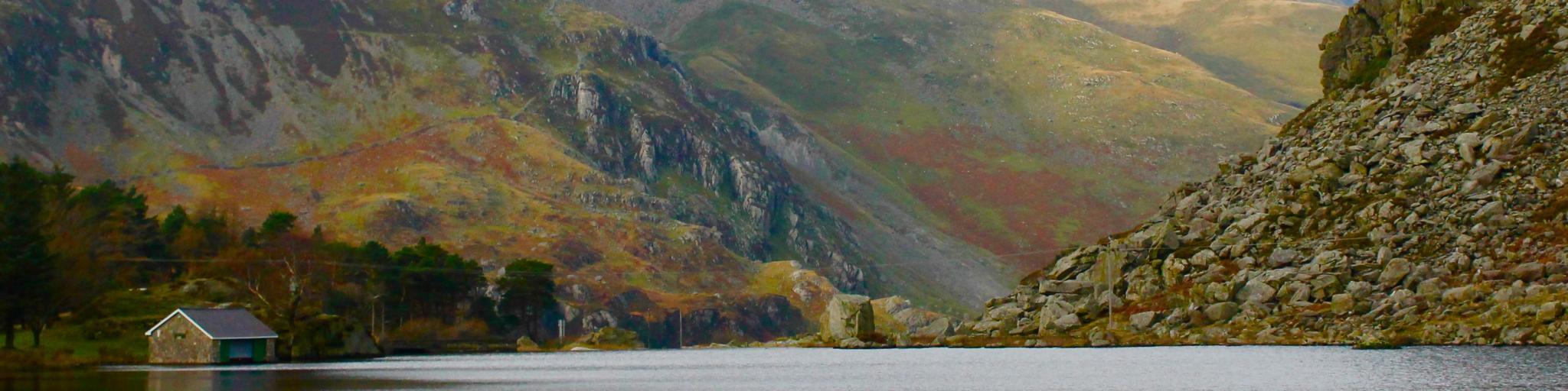 Lyn Ogwyn, Snowdonia, North Wales
