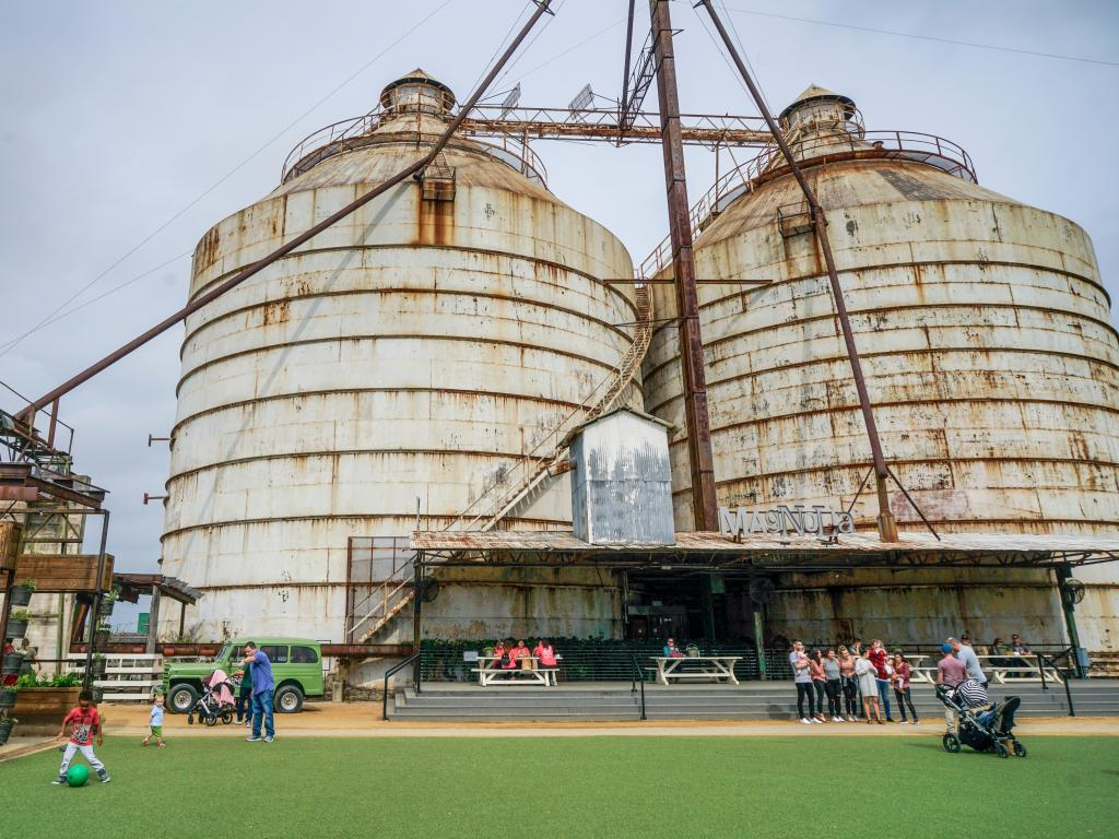 Magnolia Market at the Silos in Waco, Texas