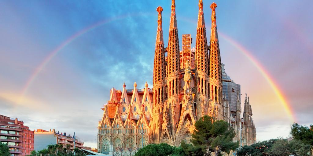 Our Spain road trip itinerary starts in Barcelona