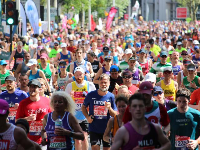London Marathon 2019 spectators' guide