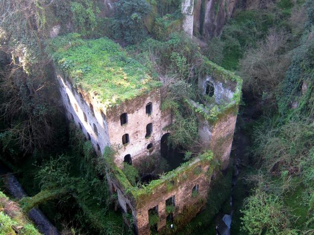 Valley of the Mills, Sorrento, Italy