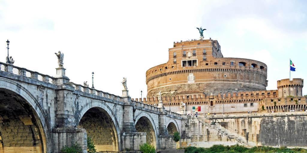 Ponte Sant'Angelo & Castel Sant'Angelo