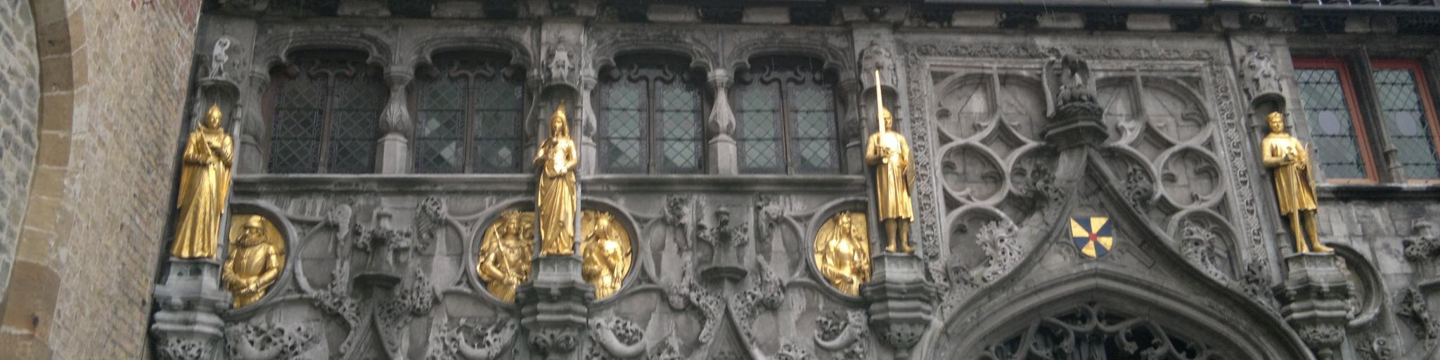 Basilica of the Holy Blood, Belgium, Bruges