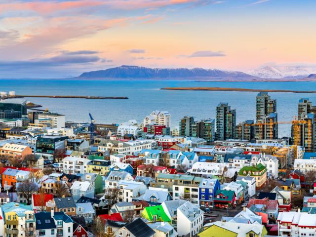 Start your Iceland road trip in beautiful Reykjavik