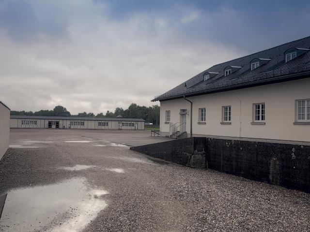 Dachau Concentration Camp Memorial Site, Munich, Germany