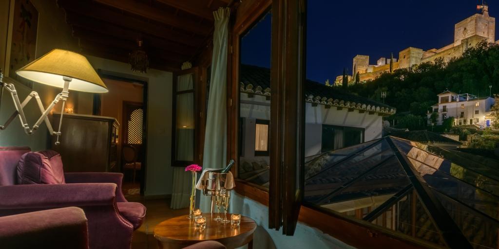 Spain road trip stay in Granada