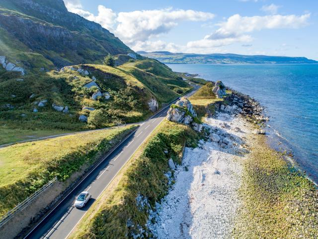 Tips for driving in Ireland - Causeway Costal Route