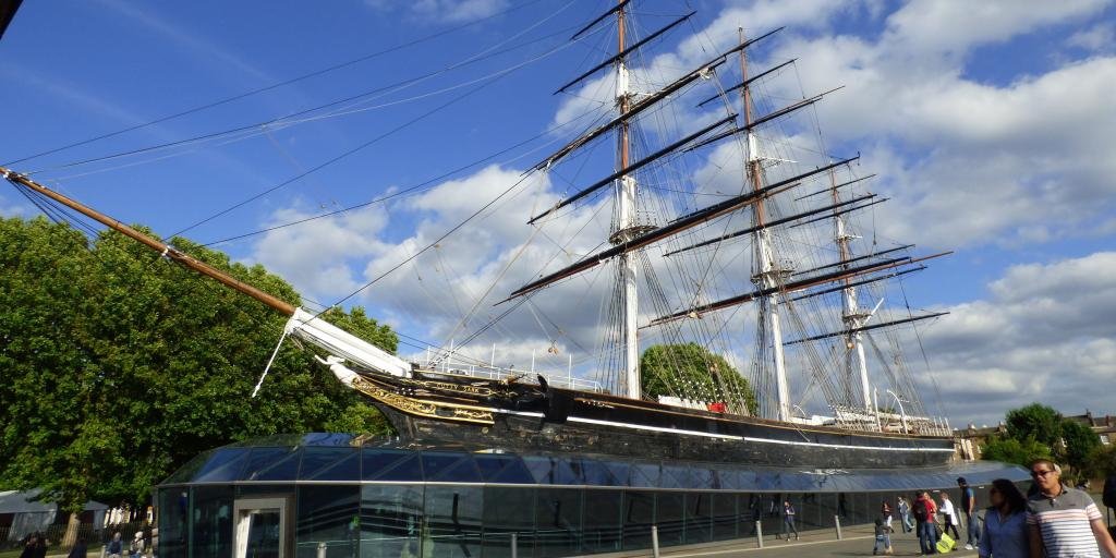 The Cutty Sark and Museum