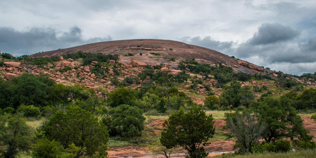Enchanted Rock, Texas