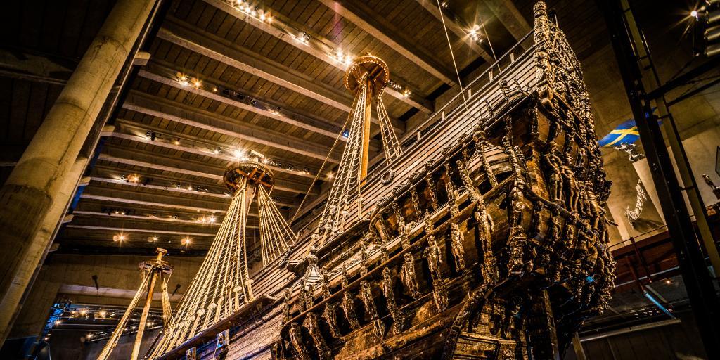Vasamuseet (Vasa Museum), Stockholm