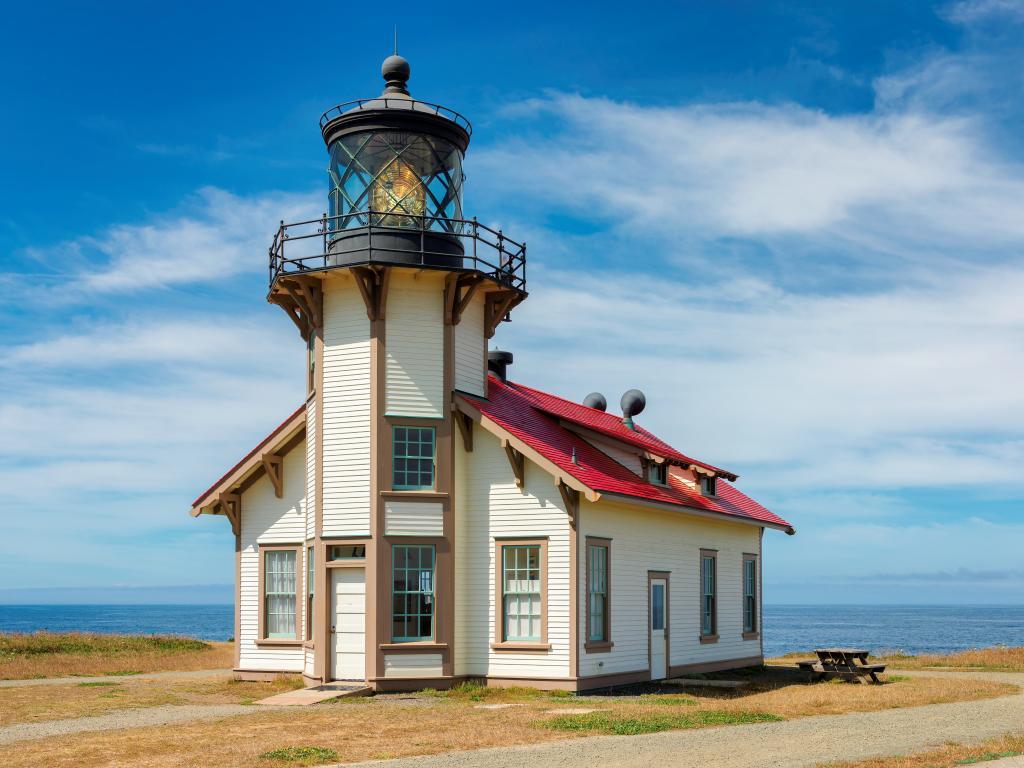 Point Cabrillo Light Station State Historic Park, Mendocino County, California