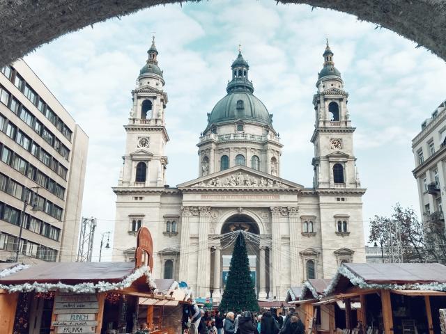 St Stephen's Basilica , Budapest, Hungary