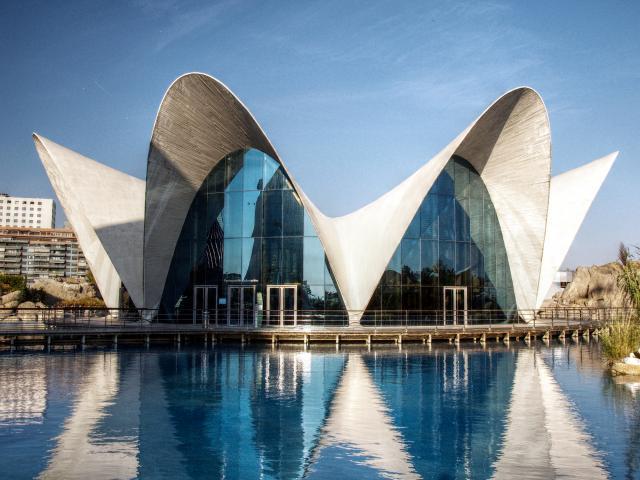 Oceanogràfic, Valencia, Spain